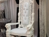 white throne