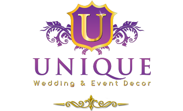 UNIQUE Wedding & Event Decor