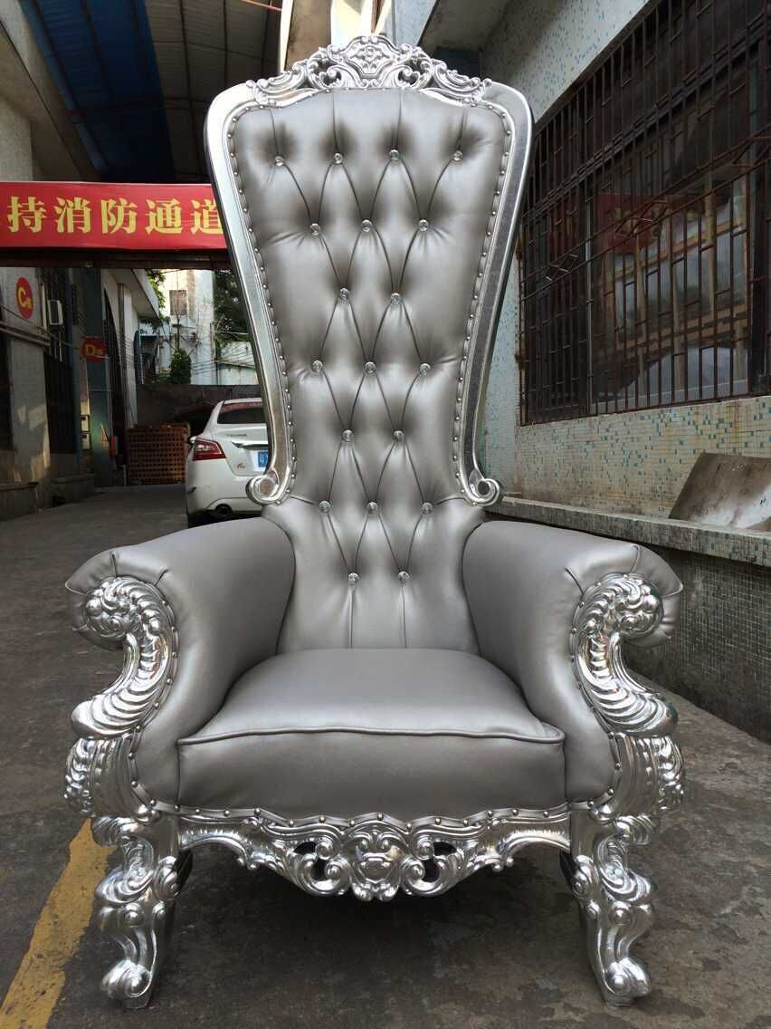 Silver Royal Chairs